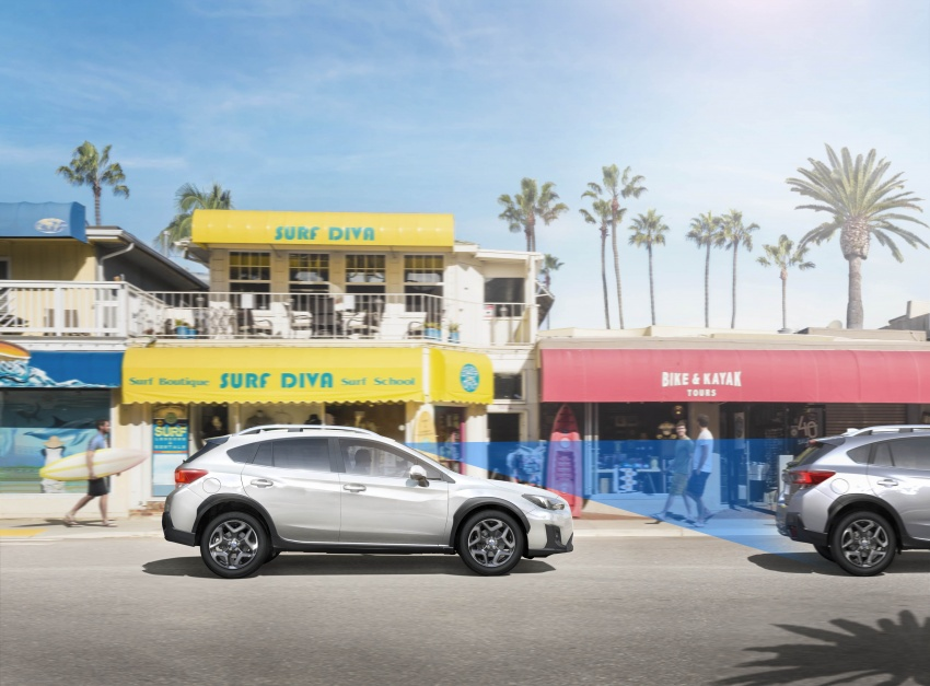 2018 Subaru XV – new looks, better dynamics, safety Image #626129