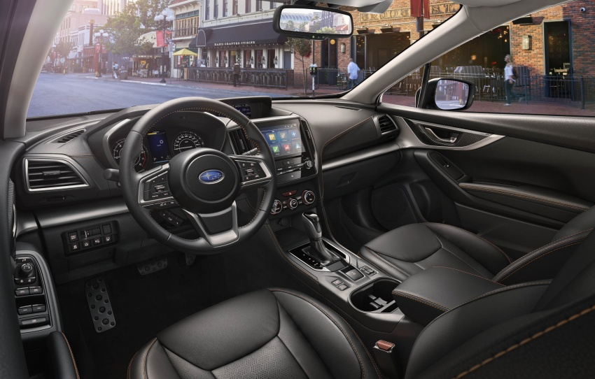 2018 Subaru XV – new looks, better dynamics, safety Image #626118