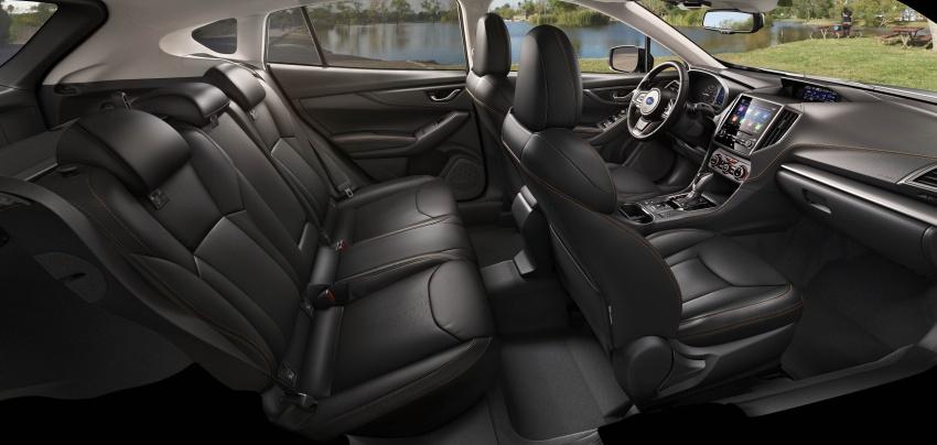 2018 Subaru XV – new looks, better dynamics, safety Image #626125