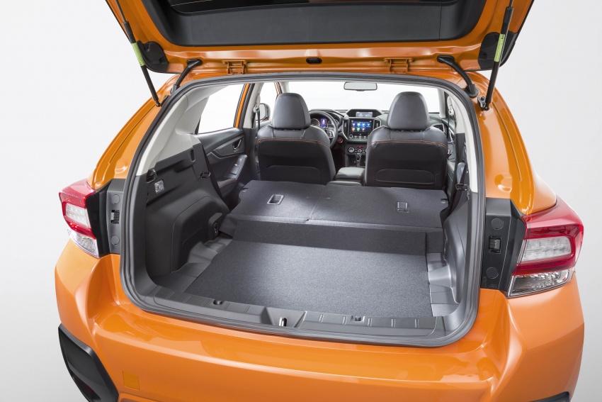 2018 Subaru XV – new looks, better dynamics, safety Image #626154