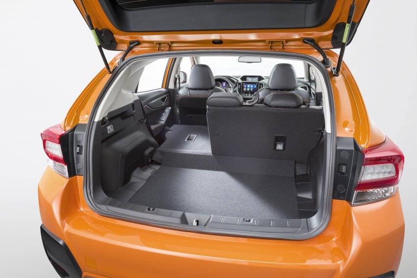 2018 Subaru XV – new looks, better dynamics, safety Image #626155