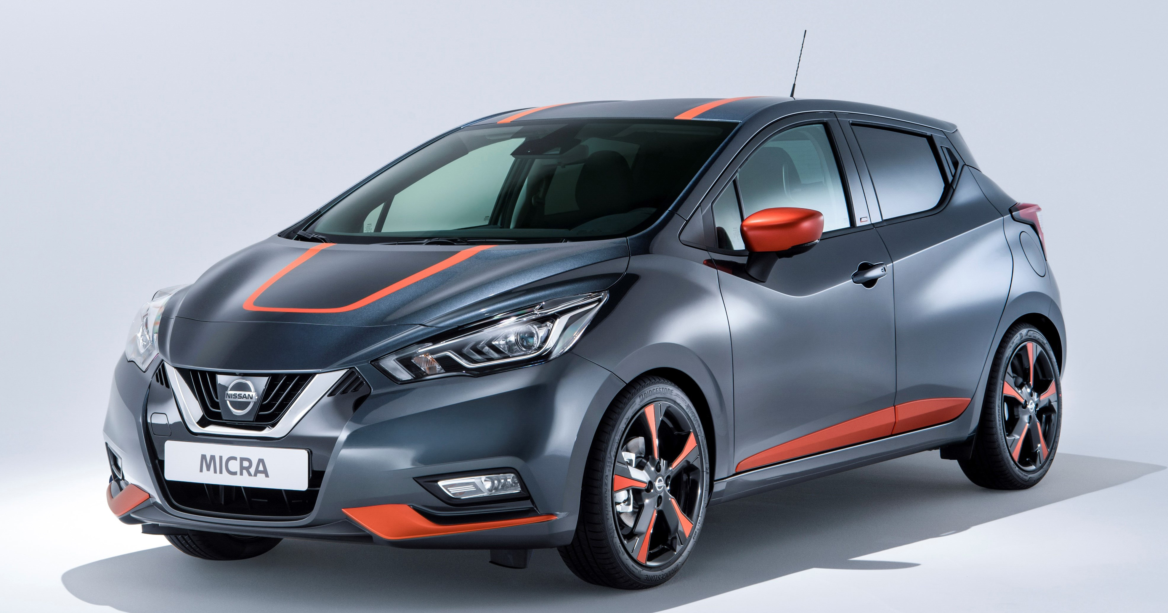 Nissan March Bose Personal Edition Debuts In Geneva