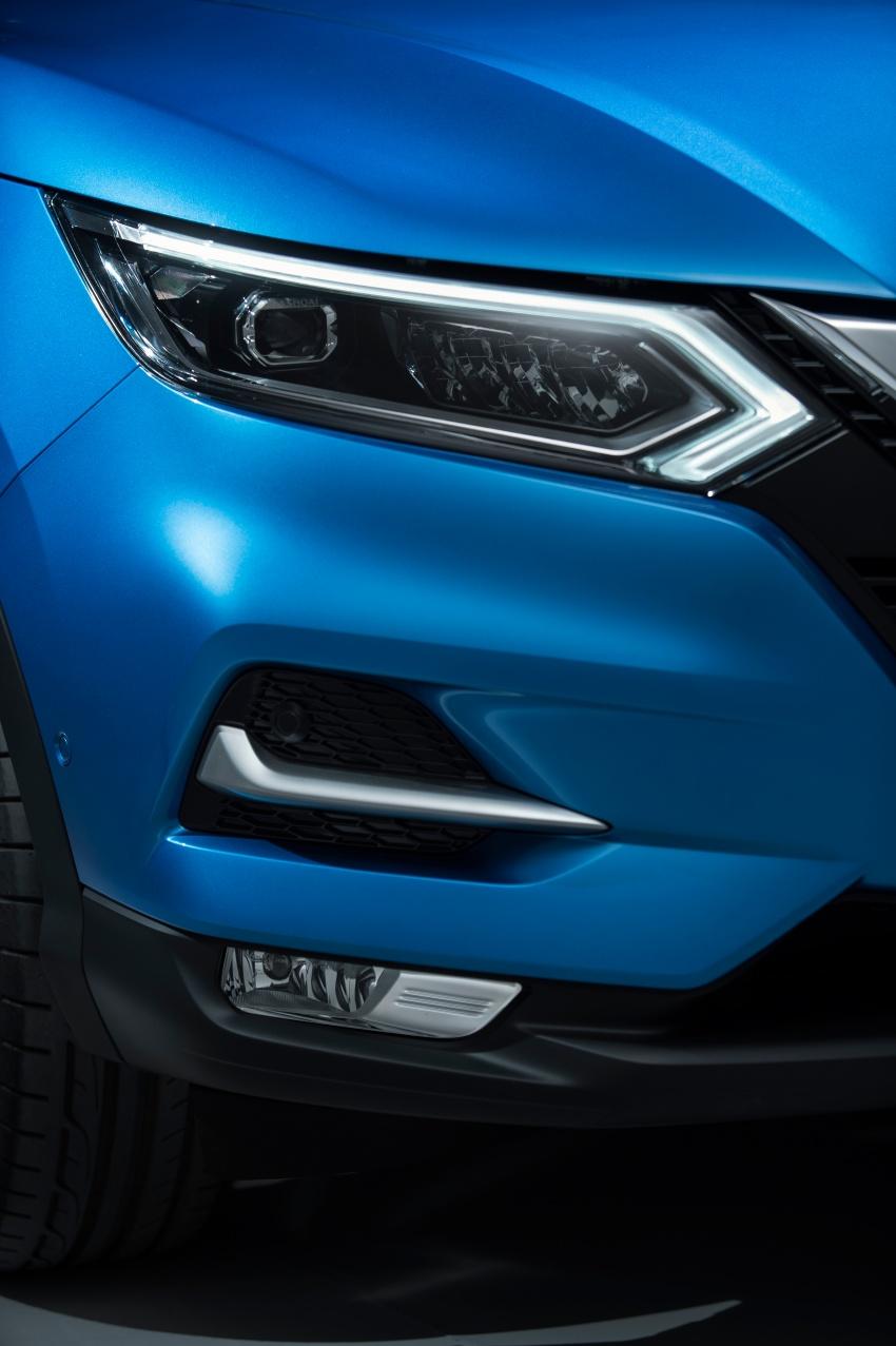 Nissan Qashqai facelift – now with ProPILOT tech Image #627343