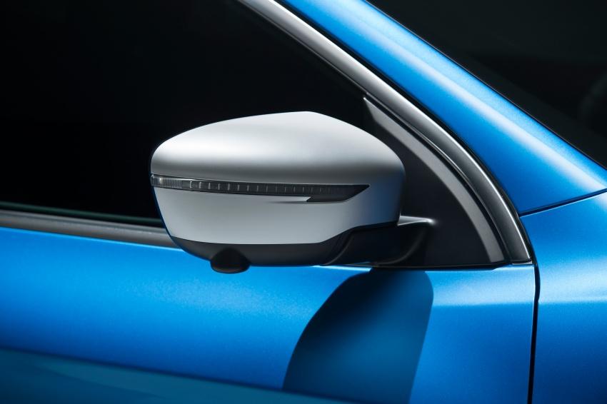 Nissan Qashqai facelift – now with ProPILOT tech Image #627345