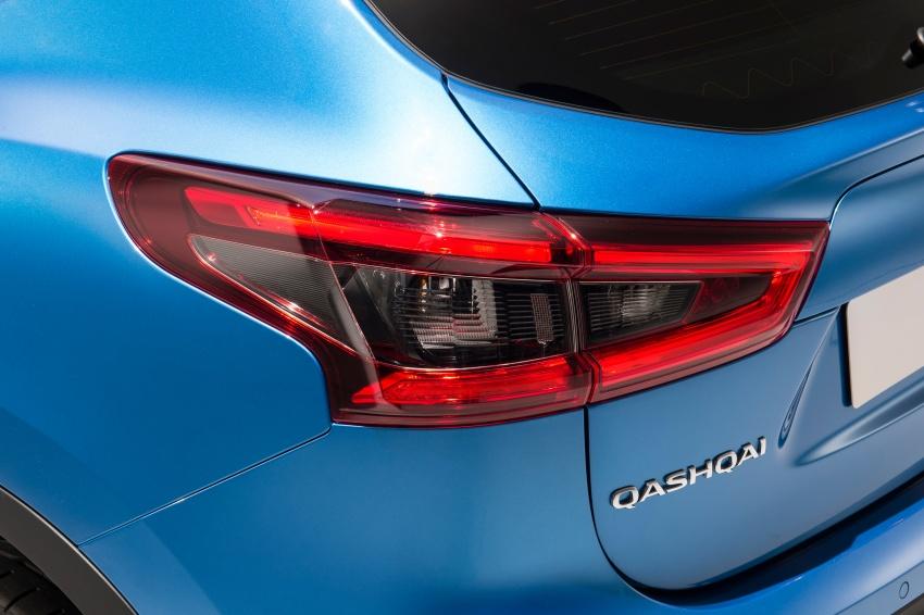Nissan Qashqai facelift – now with ProPILOT tech Image #627349