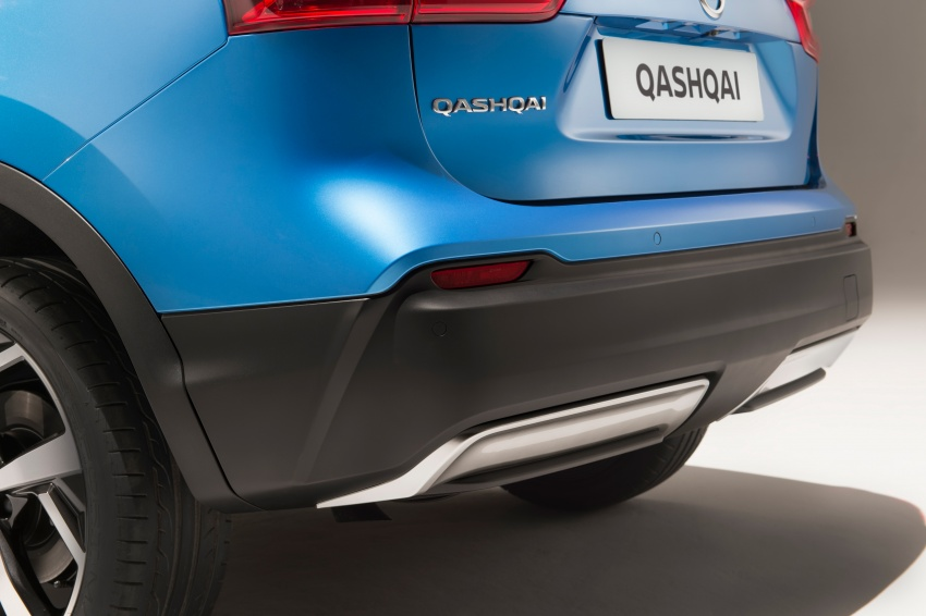 Nissan Qashqai facelift – now with ProPILOT tech Image #627350