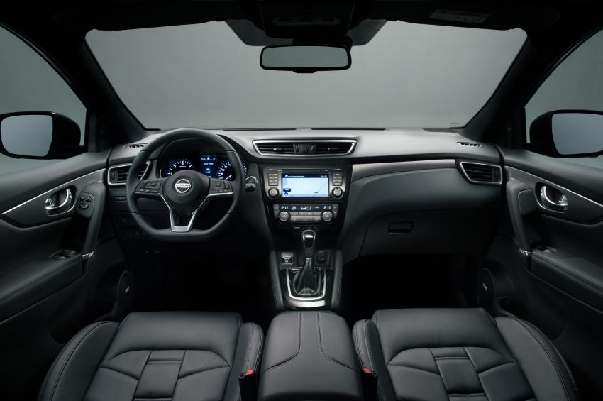 Nissan Qashqai facelift – now with ProPILOT tech Image #627352