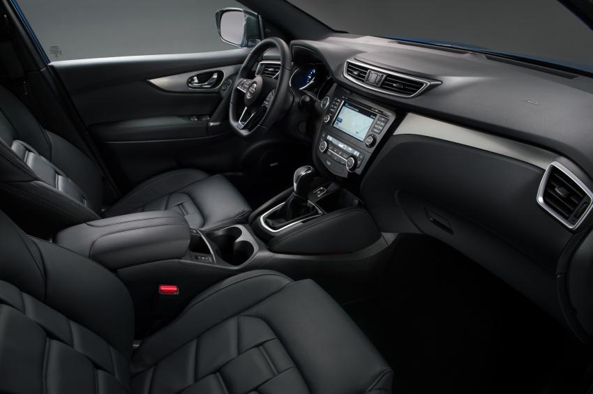 Nissan Qashqai facelift – now with ProPILOT tech Image #627353