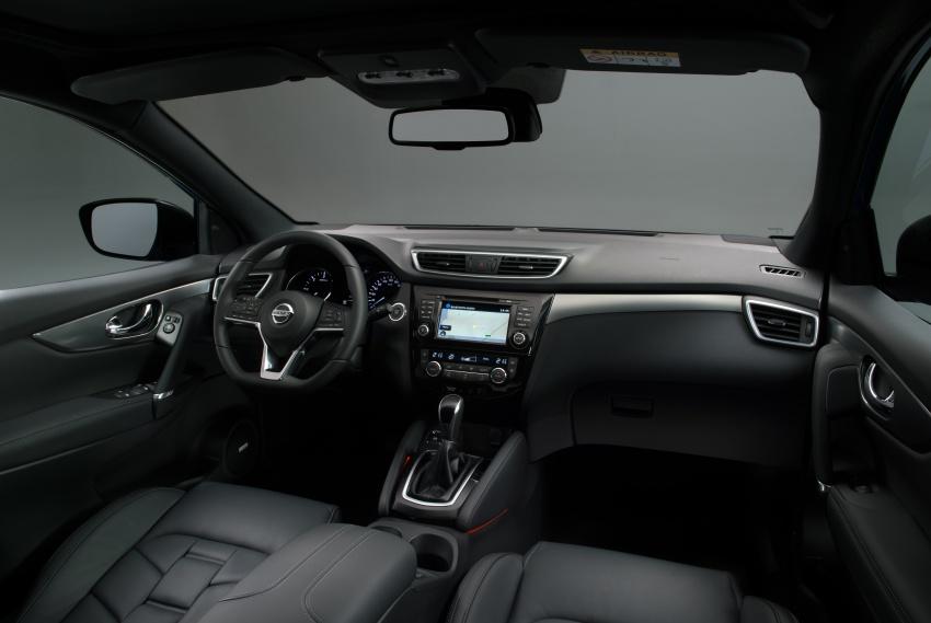 Nissan Qashqai facelift – now with ProPILOT tech Image #627354