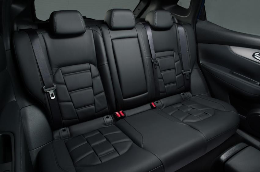 Nissan Qashqai facelift – now with ProPILOT tech Image #627356