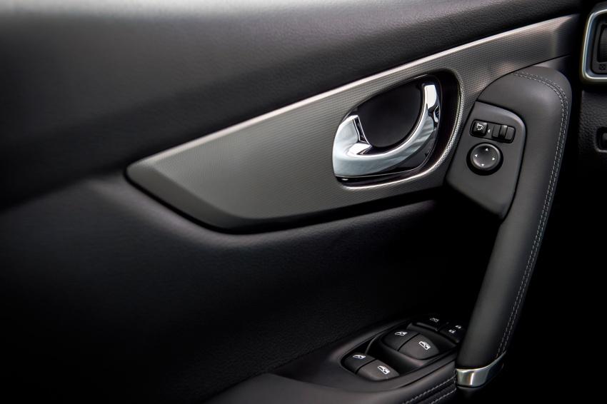 Nissan Qashqai facelift – now with ProPILOT tech Image #627360