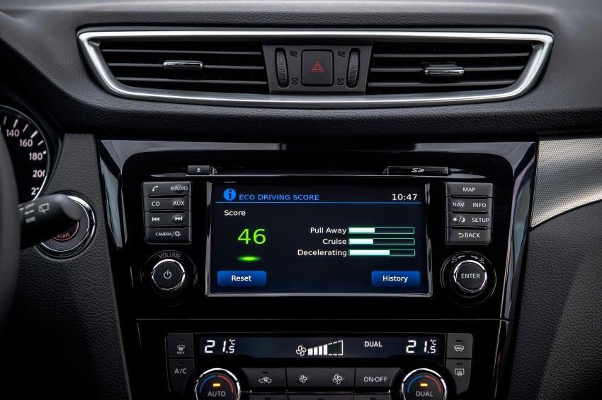 Nissan Qashqai facelift – now with ProPILOT tech Image #627362