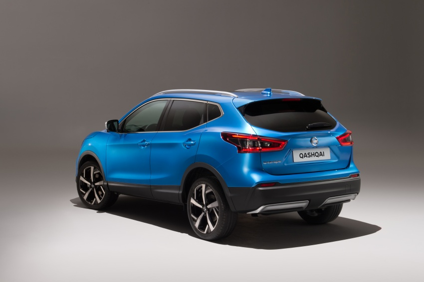 Nissan Qashqai facelift – now with ProPILOT tech Image #627336