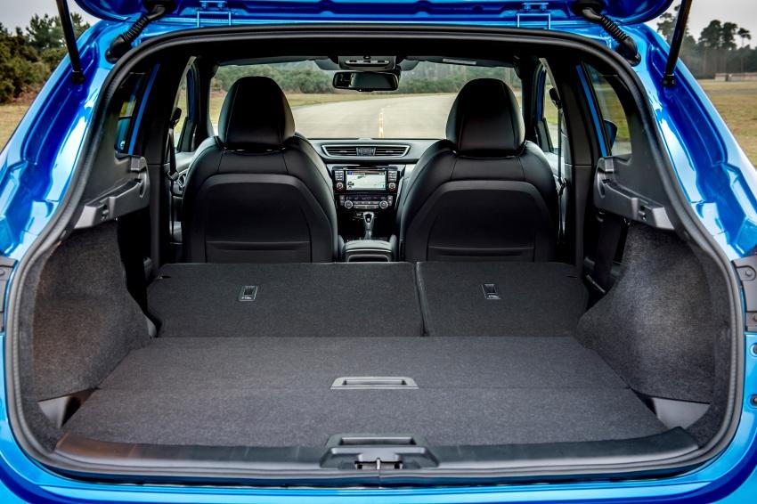 Nissan Qashqai facelift – now with ProPILOT tech Image #627364