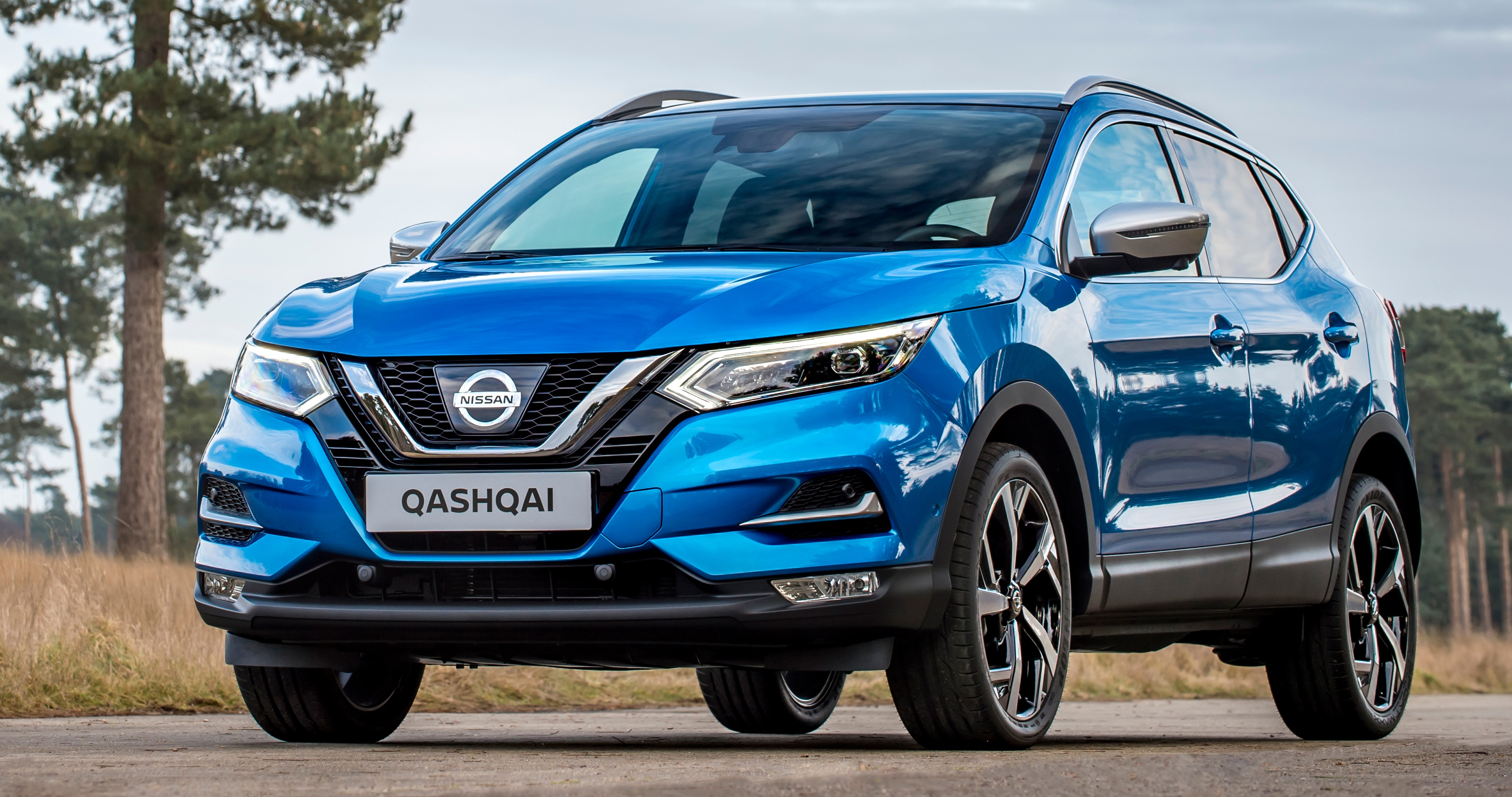 nissan qashqai facelift now with propilot tech image 627368. Black Bedroom Furniture Sets. Home Design Ideas