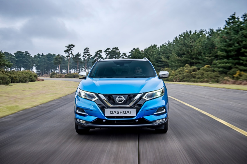 Nissan Qashqai facelift – now with ProPILOT tech Image #627372