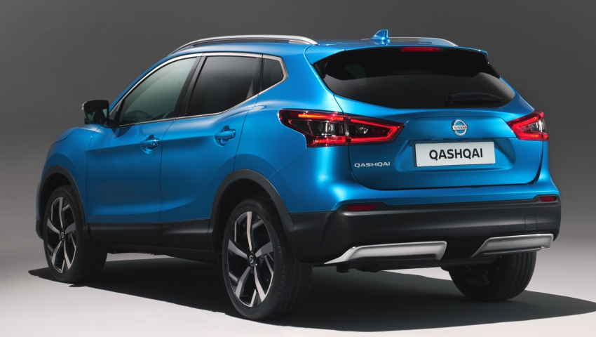 Nissan Qashqai facelift – now with ProPILOT tech Image #627337