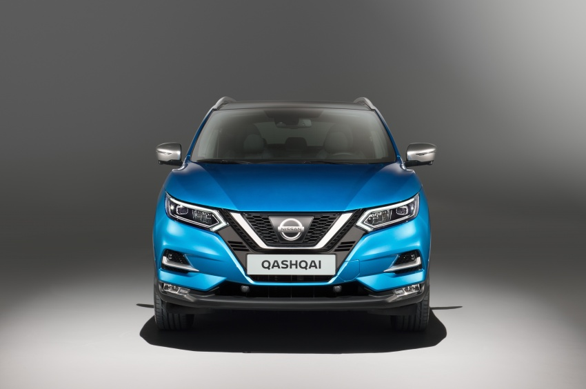 Nissan Qashqai facelift – now with ProPILOT tech Image #627338