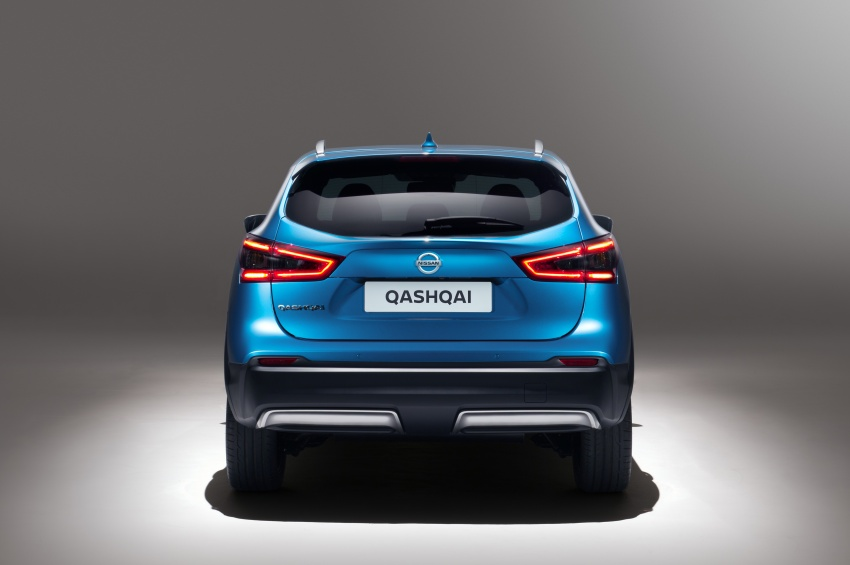 Nissan Qashqai facelift – now with ProPILOT tech Image #627340