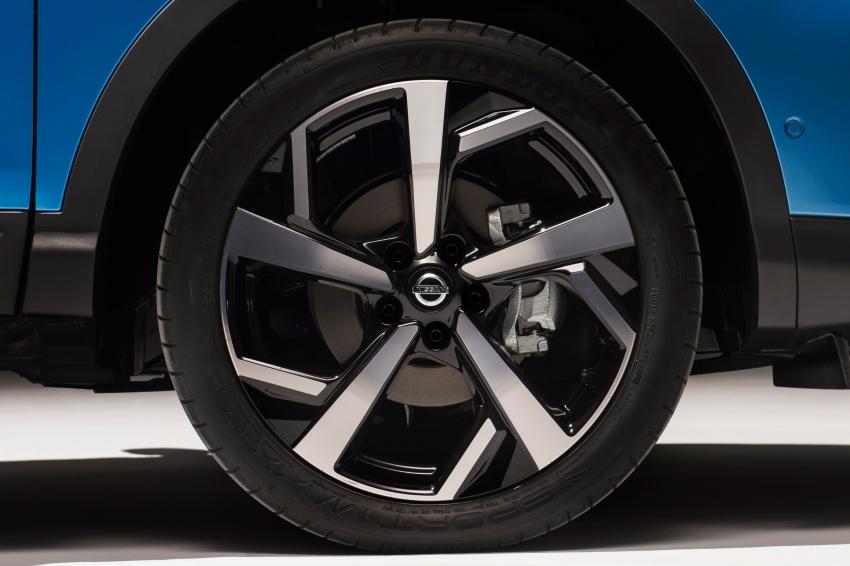 Nissan Qashqai facelift – now with ProPILOT tech Image #627341