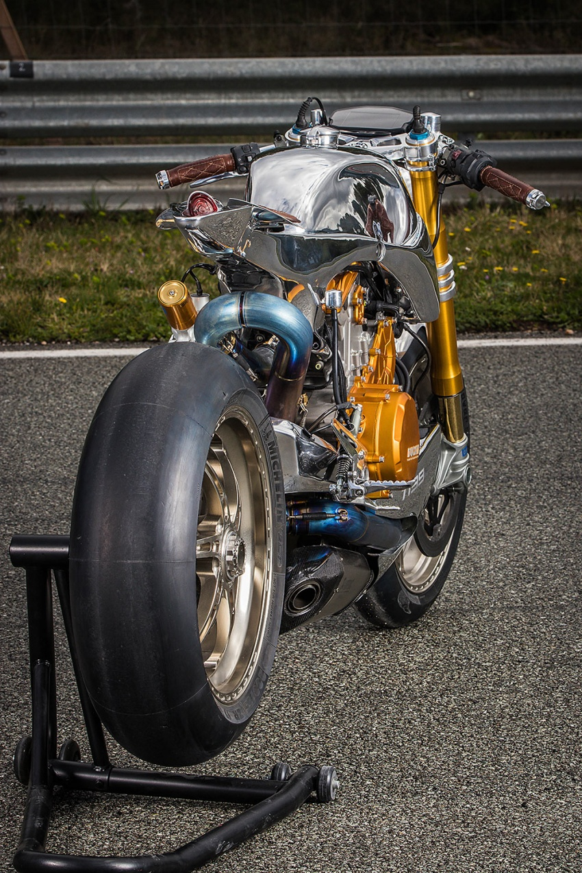 Ducati 1199 S Panigale Racer by Ortolani Customs Image #631749