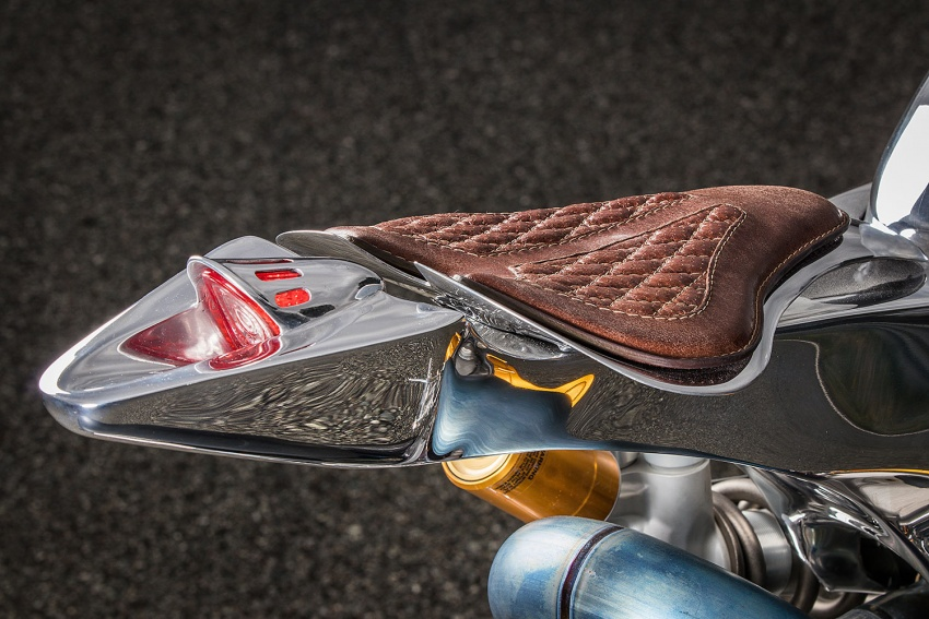 Ducati 1199 S Panigale Racer by Ortolani Customs Image #631750