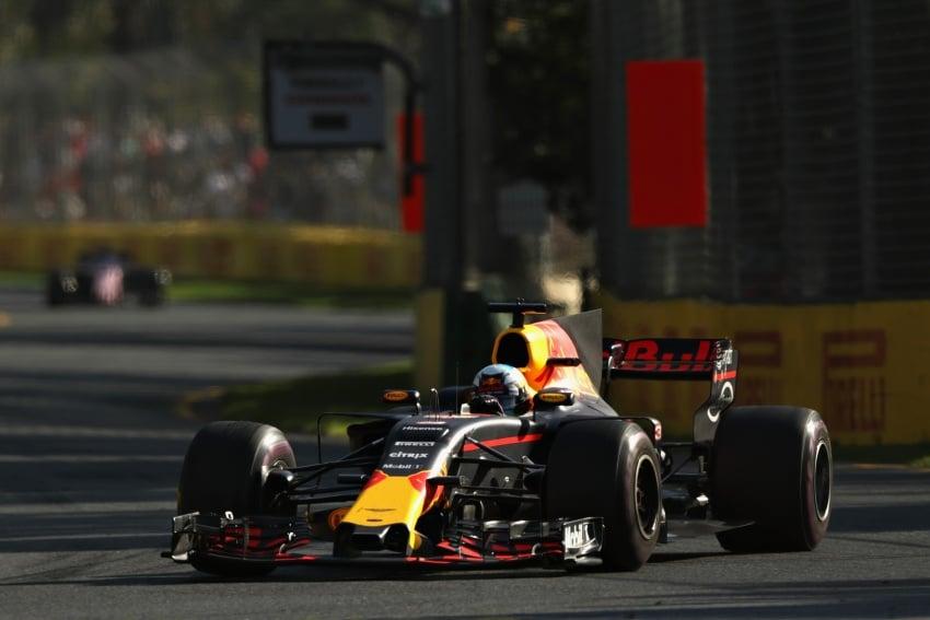 2017 Australian GP – Vettel clinches victory for Ferrari Image #634816
