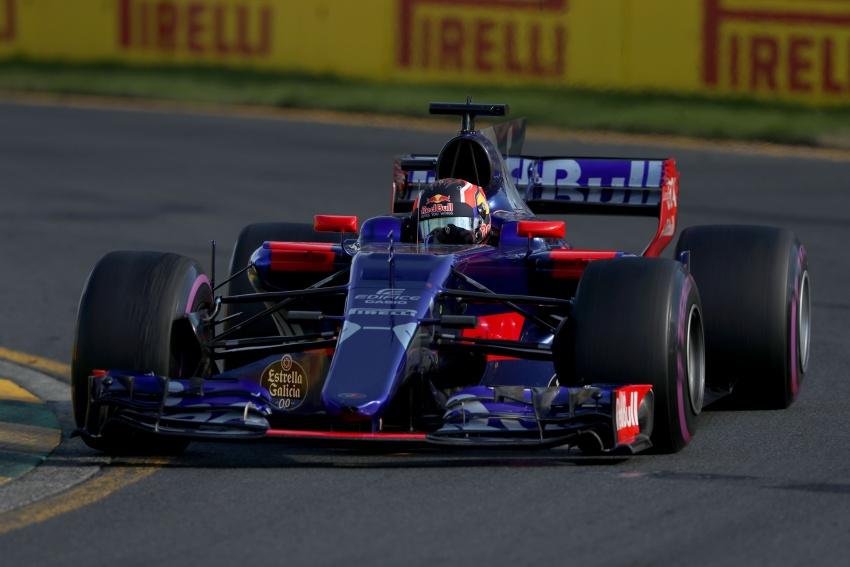 2017 Australian GP – Vettel clinches victory for Ferrari Image #634821