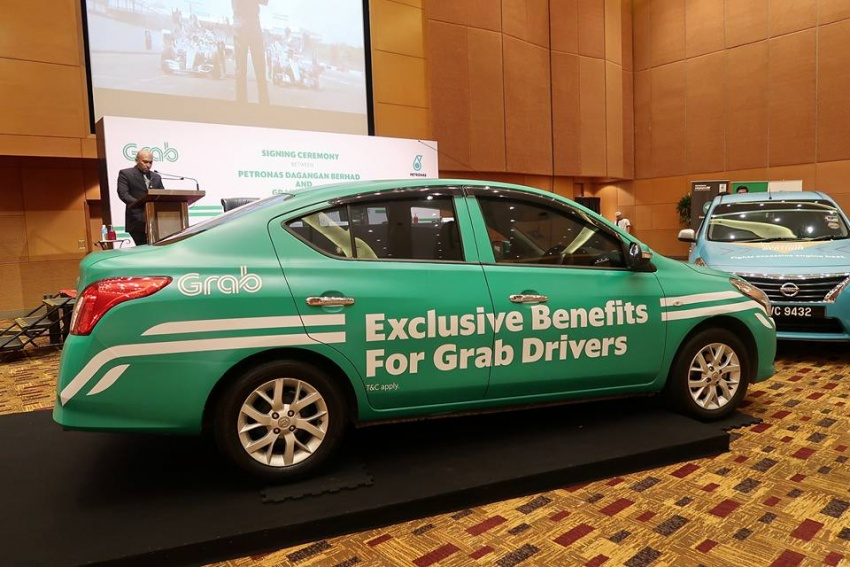 Petronas and Grab introduce Kad Mesra Grab loyalty programme – savings on petrol and lubricant deals Image #636664
