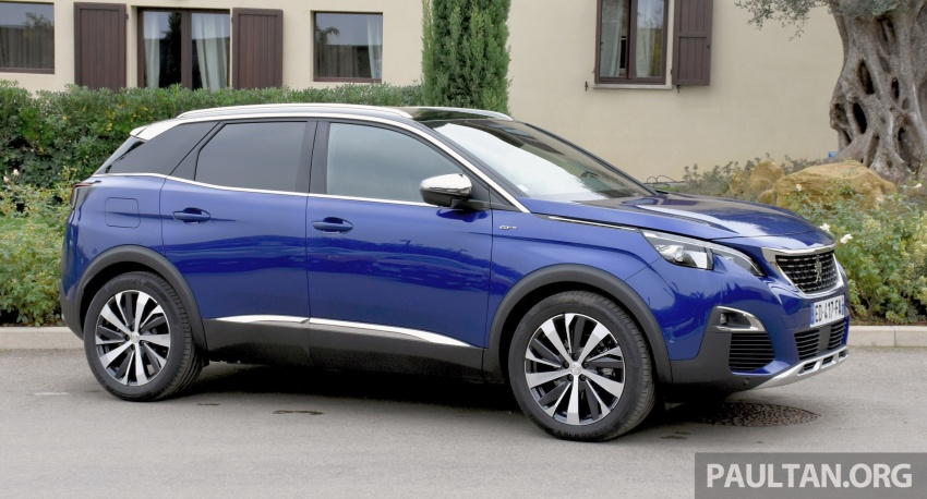 Peugeot 3008 named European Car of The Year 2017 Image #625181