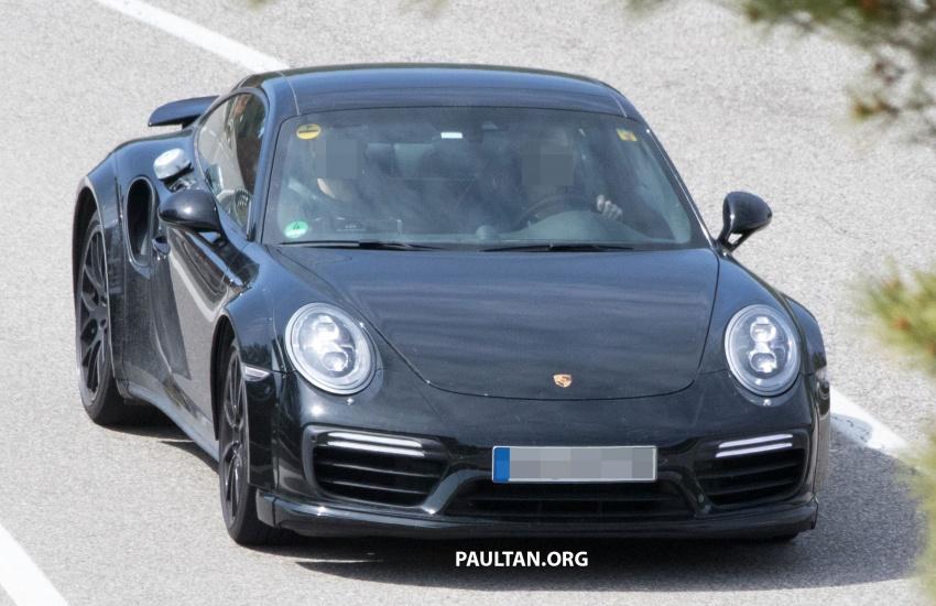 SPIED: Next Porsche 911 Turbo (992) to go wider again Image #631716