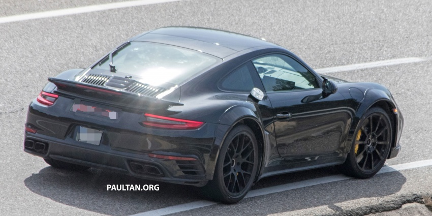 SPIED: Next Porsche 911 Turbo (992) to go wider again Image #631727
