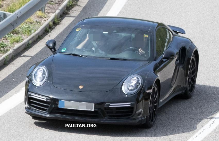 SPIED: Next Porsche 911 Turbo (992) to go wider again Image #631717