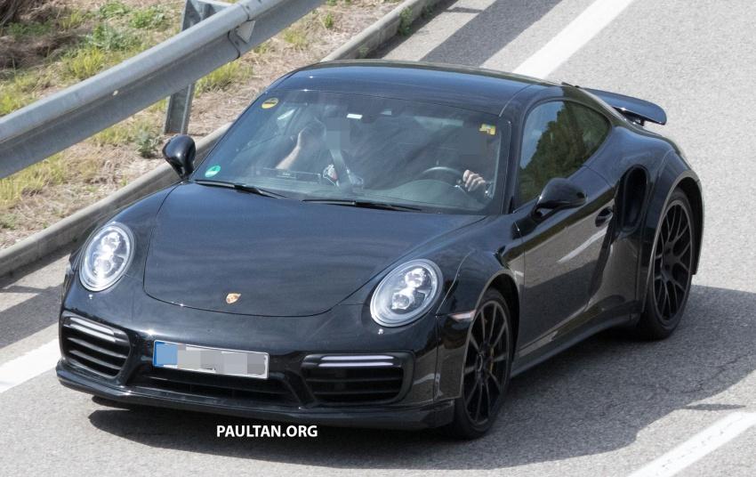 SPIED: Next Porsche 911 Turbo (992) to go wider again Image #631718