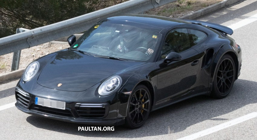 SPIED: Next Porsche 911 Turbo (992) to go wider again Image #631719