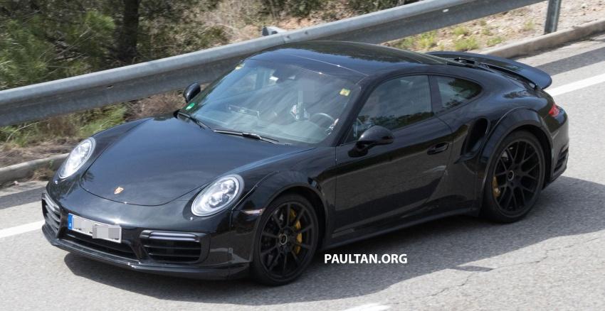 SPIED: Next Porsche 911 Turbo (992) to go wider again Image #631720
