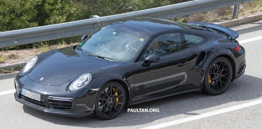 SPIED: Next Porsche 911 Turbo (992) to go wider again Image #631721