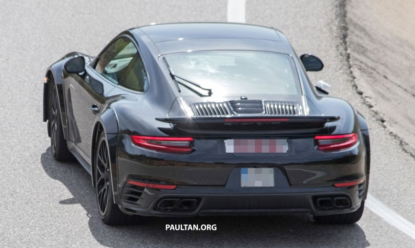 SPIED: Next Porsche 911 Turbo (992) to go wider again Image #631724