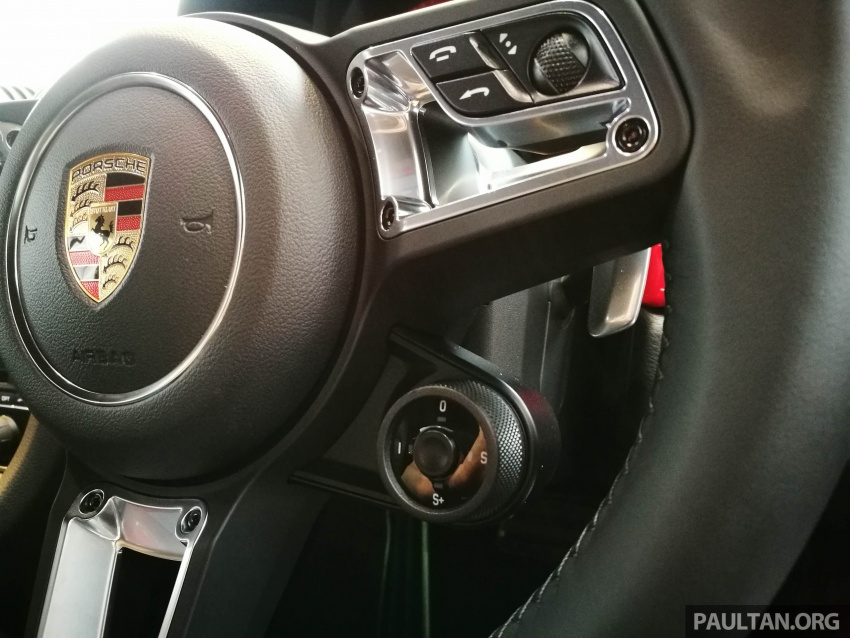 Porsche 718 Cayman, Cayman S make Malaysian debut at new Porsche Centre Penang, from RM530k Image #630751