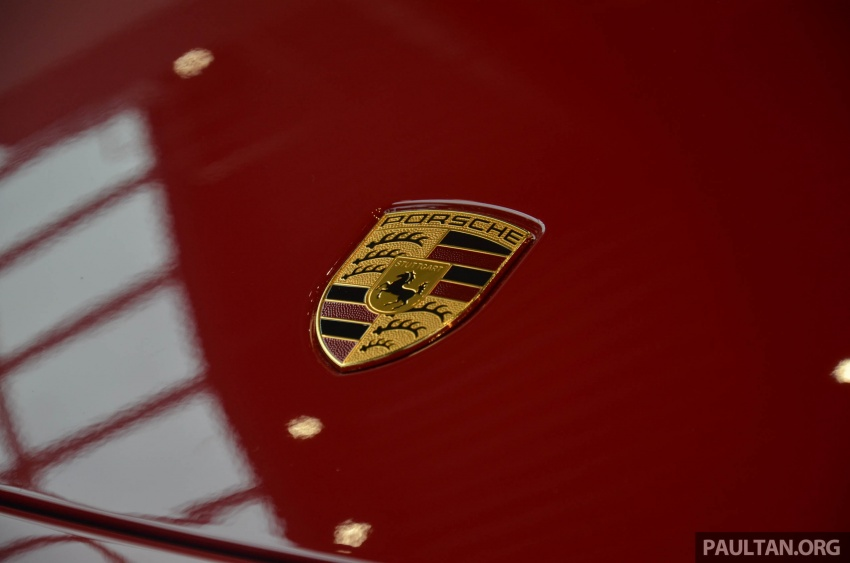 Porsche 718 Cayman, Cayman S make Malaysian debut at new Porsche Centre Penang, from RM530k Image #630774