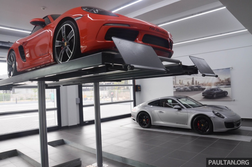 Sime Darby Auto Performance opens Porsche Centre Penang – includes nine service bays, parts warehouse Image #630789
