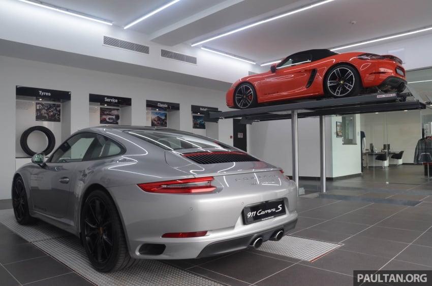 Sime Darby Auto Performance opens Porsche Centre Penang – includes nine service bays, parts warehouse Image #630793