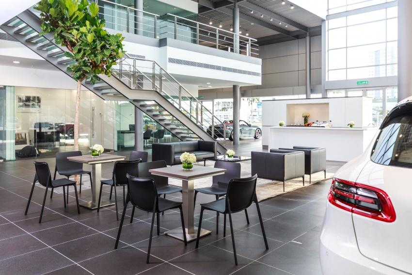 Sime Darby Auto Performance opens Porsche Centre Penang – includes nine service bays, parts warehouse Image #630801