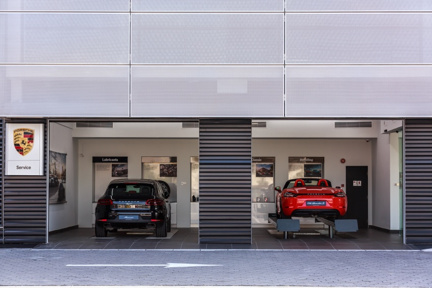 Sime Darby Auto Performance opens Porsche Centre Penang – includes nine service bays, parts warehouse Image #630802