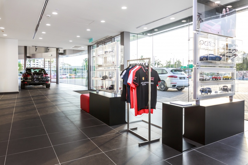 Sime Darby Auto Performance opens Porsche Centre Penang – includes nine service bays, parts warehouse Image #630800
