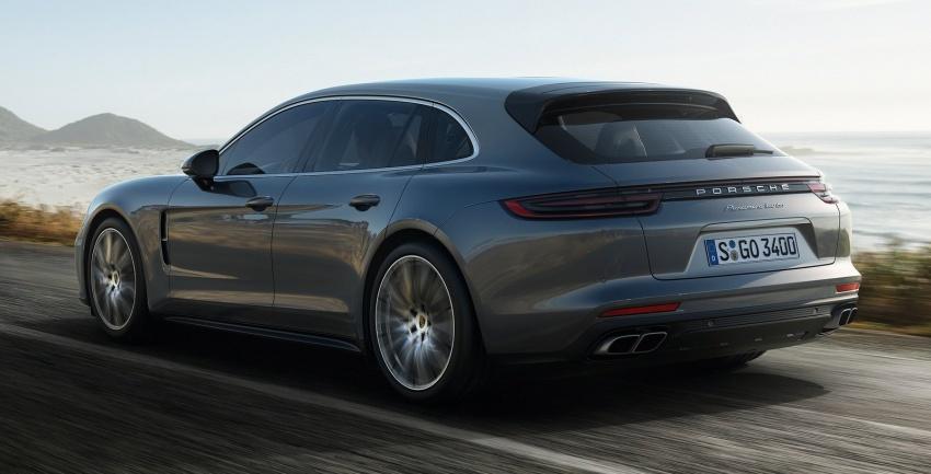 Porsche Panamera Sport Turismo – the super wagon Image #622976