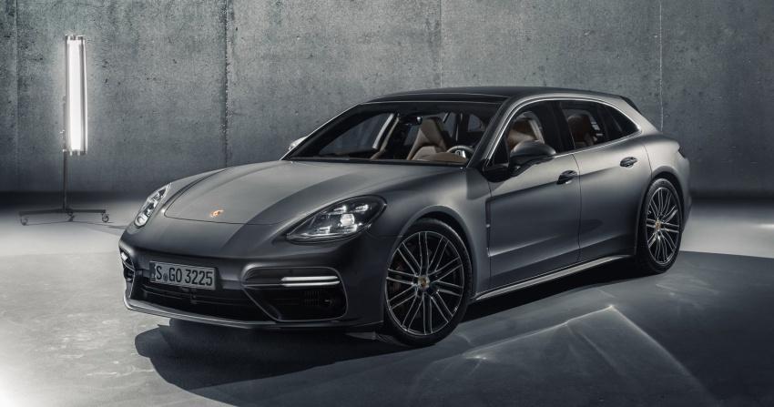 Porsche Panamera Sport Turismo – the super wagon Image #622977