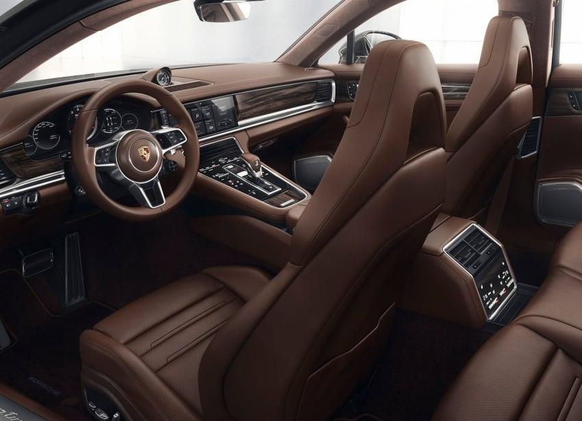 Porsche Panamera Sport Turismo – the super wagon Image #622979