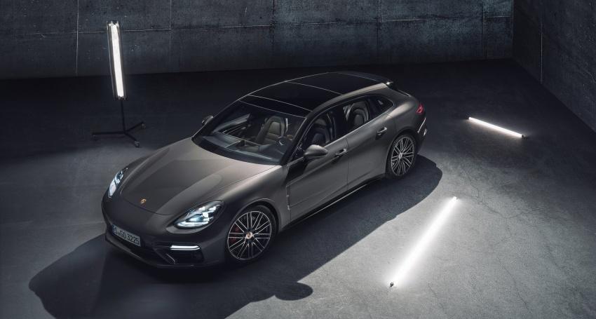 Porsche Panamera Sport Turismo – the super wagon Image #622983