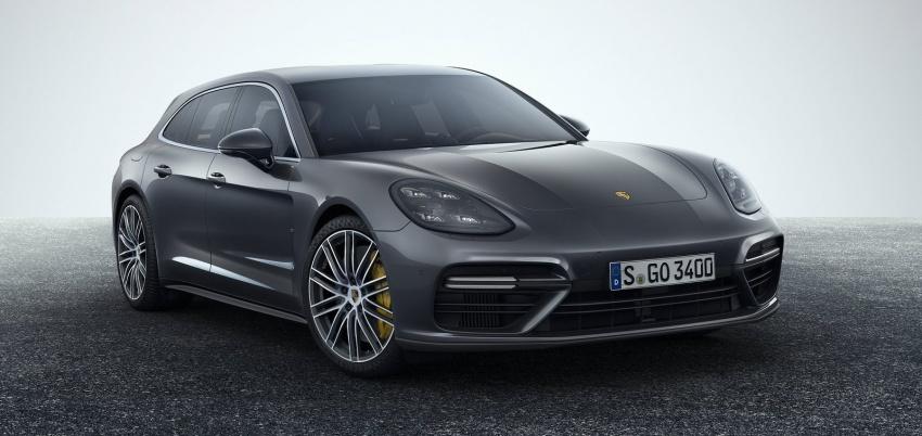 Porsche Panamera Sport Turismo – wagon berprestasi tinggi didedahkan sebelum muncul di Geneva 2017 Image #623336